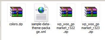 hướng dẫn cài theme wordpress giống demo