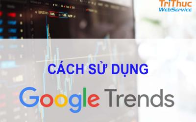 Google trends là gì? Cách sử dụng google trends hiệu quả nhất