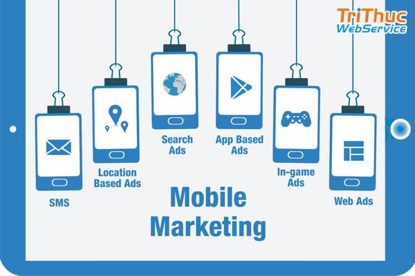 Mobile marketing là gì? Các hình thức mobile marketing hiện nay